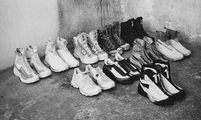 """打敗眾多""""炒鞋"""",奪下鞋王的法國诺亚彩票下载wx17 com品牌Salomon薩洛蒙"""