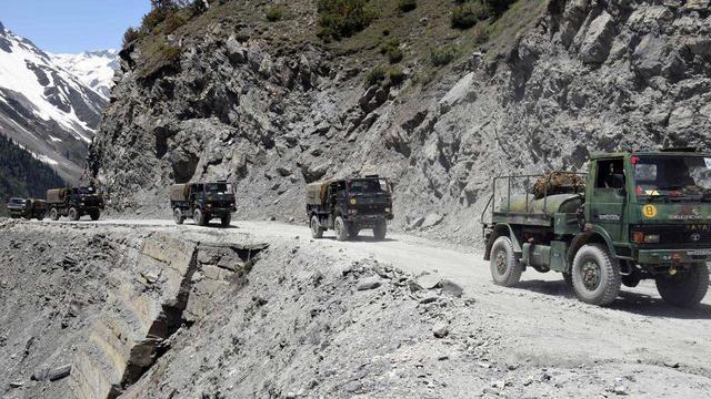 中印边境,印军有大动作,最新进展曝光,其中一个细节值得警惕-第1张