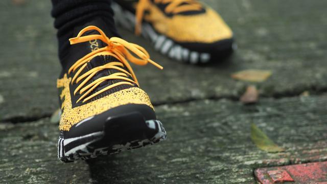 adidas阿迪達斯TERREX诺亚彩票下载wx17 com運動鞋實測感受,到底有多舒服?