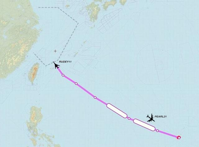 中国大陆在台海实战演练,美军B-1B轰炸机逼近东海识别区www.smxdc.net