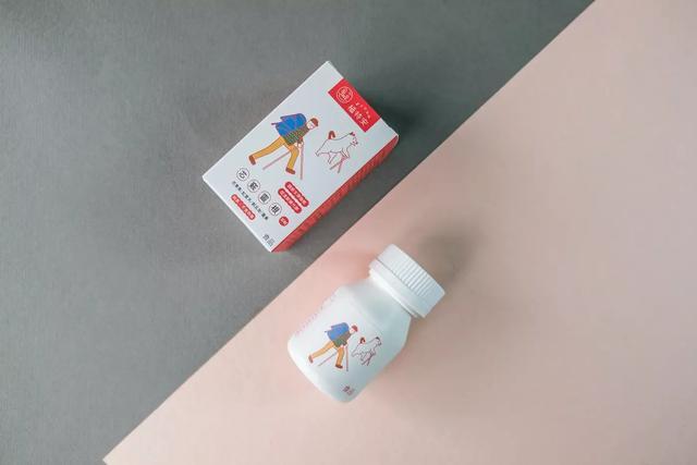 来自台湾的ZTUAN保健品包装设计(图9)