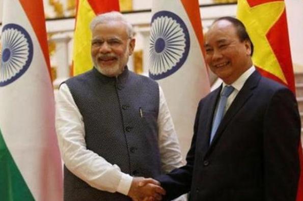 局势紧张之际,越南跟印度签署重要合作协议,还高调支持印度入常插图4