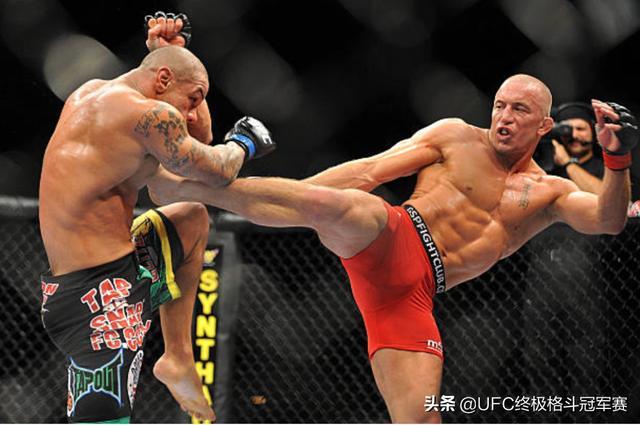 天神肉体:UFC的十大筋肉人-第2张