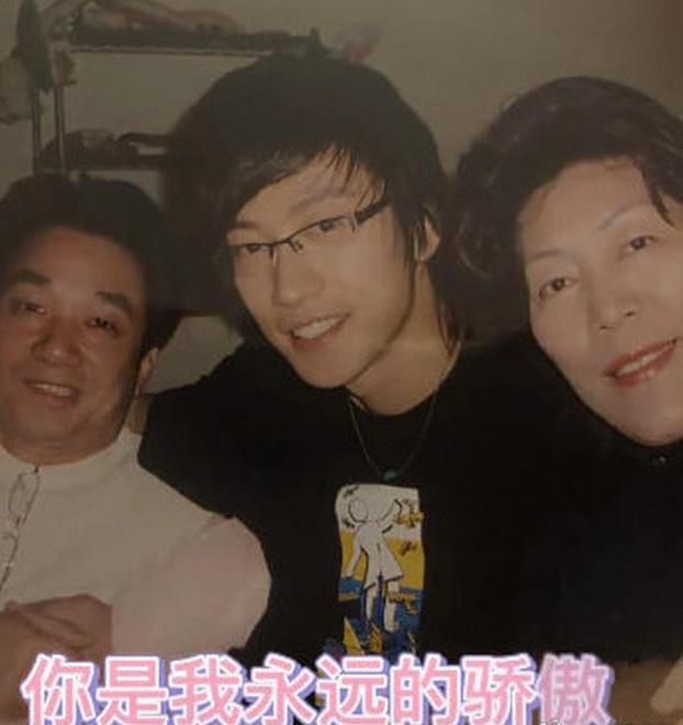 乔任梁妈妈发文悼念儿子,陈乔恩发粉色天空,他远去却从未被忘记-第2张