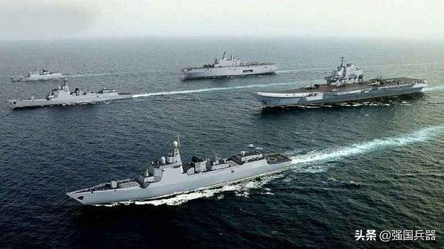 仅20年,中国打造全球规模最大舰队,美专家:速度之快,超出预期-第2张
