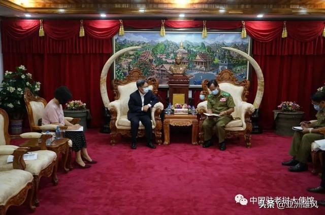 老挝政府将切实维护中国在老人员和机构的安全和权益