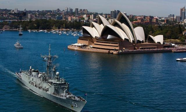 中方正式出手,澳大利亚坐不住了,外交部把话说透,还指出明路