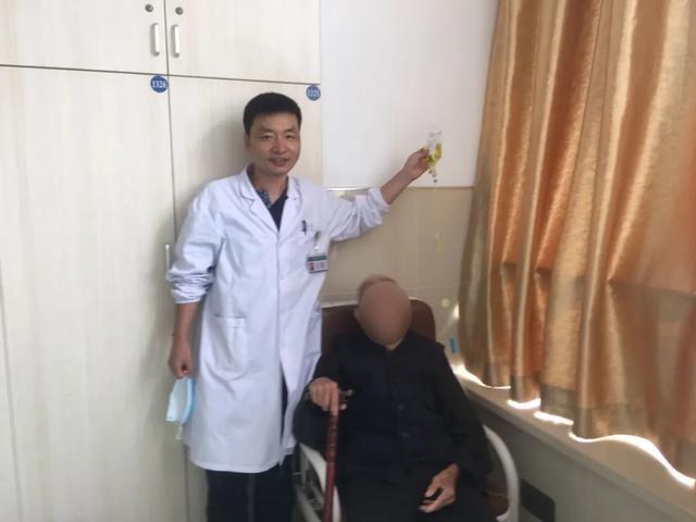 多科協作彰顯團隊力量,海安市中醫院為102歲高齡患者保駕護航