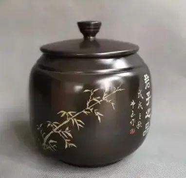 紫陶罐上的装饰——春夏秋冬 紫陶特点-第10张