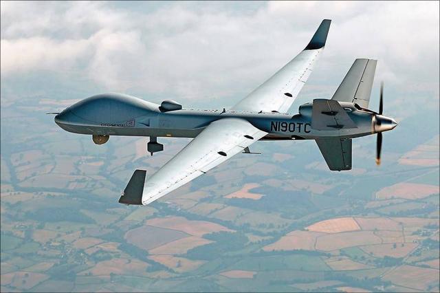 台军方证实:美国政府将售台MQ-9B无人机等,总金额172亿新台币
