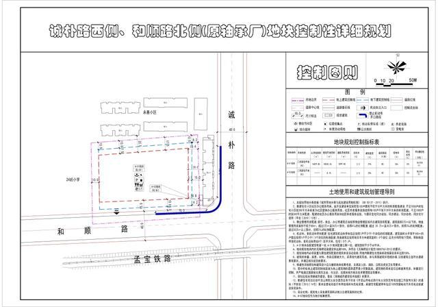平顶山又一老厂区地块规划公布!猜猜是哪儿要开发了插图1