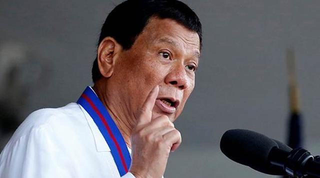 国际法院传来消息,菲律宾投出关键一票,杜特尔特公开力挺中国 全球新闻风头榜 第4张