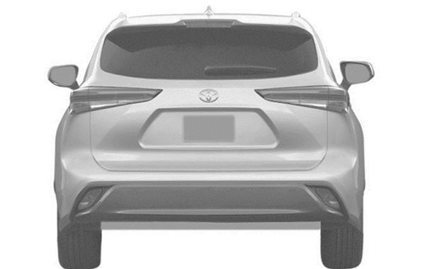 丰田全新汉兰达即将投产:搭混动系统,年产能9万辆,明年上市