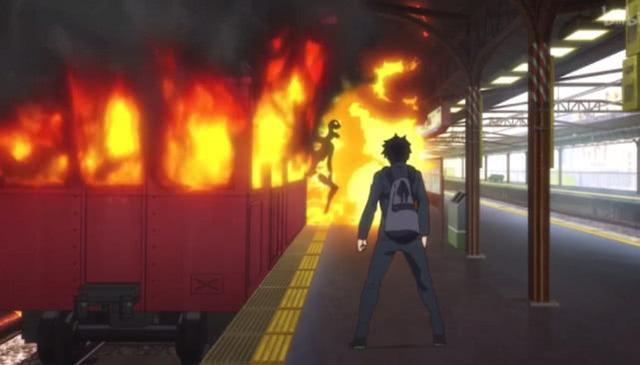 动漫恶魔男生,七月霸权热血新番炎炎消防队来了,本应成为英雄的男主被称为恶魔