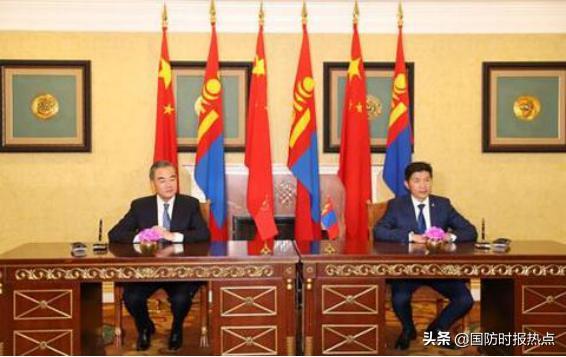 王毅:蒙古国向中国赠送3万只羊,邻国有难,中方也要投桃报李-第3张