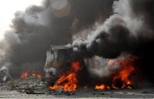 中东局势再度升级,导弹从天而降!伊朗弹药库被摧毁,10人被炸死-第3张
