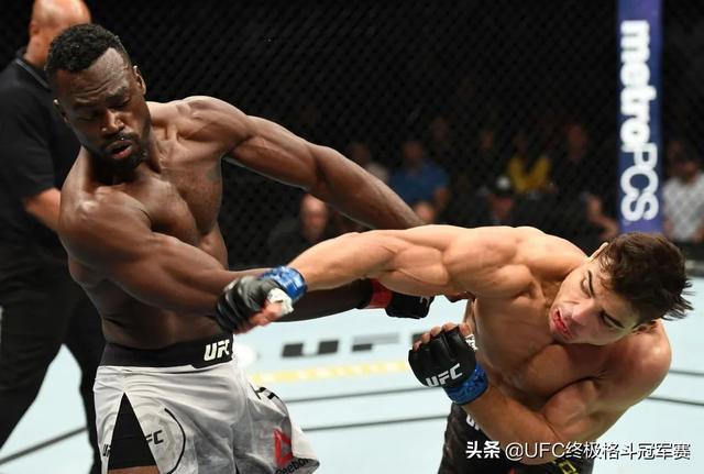 天神肉体:UFC的十大筋肉人-第16张