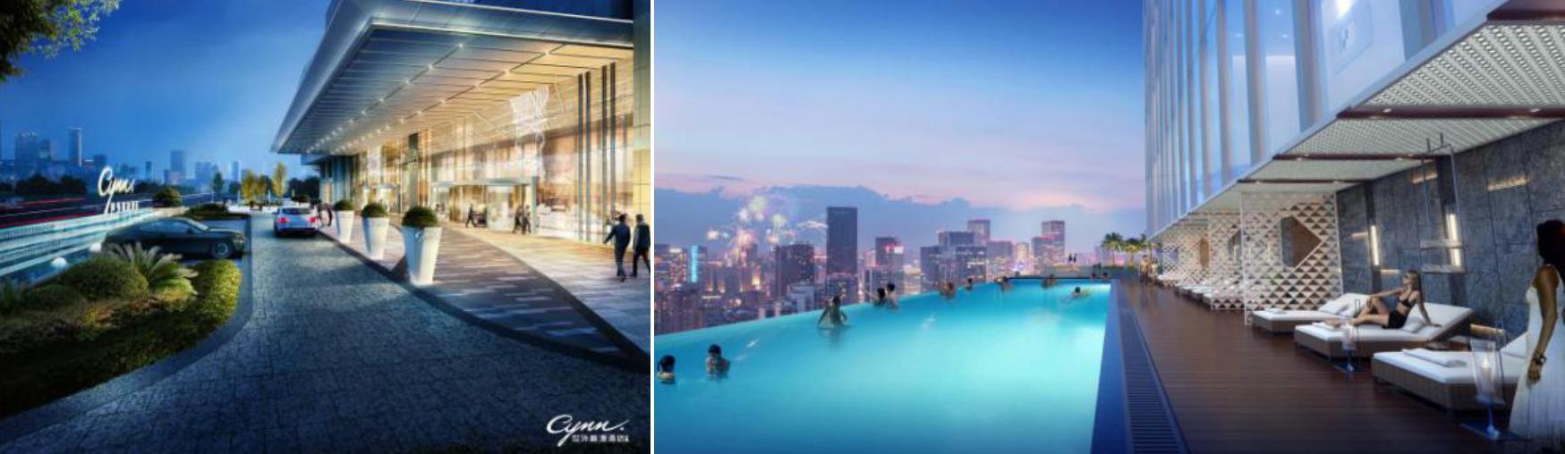 即将开业的七一世外桃源酒店,又在城北掀起新浪潮!