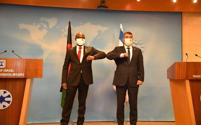 马拉维外长宣布将在耶路撒冷设立大使馆