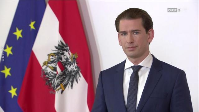 """奥地利总理呼吁民众支持第二次""""封锁""""措施:人人参与 各尽其力"""