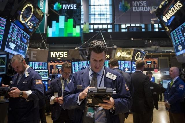纽约股市是什么指数,美国股市上涨;截至收盘道琼斯工业平均指数上涨0.95%
