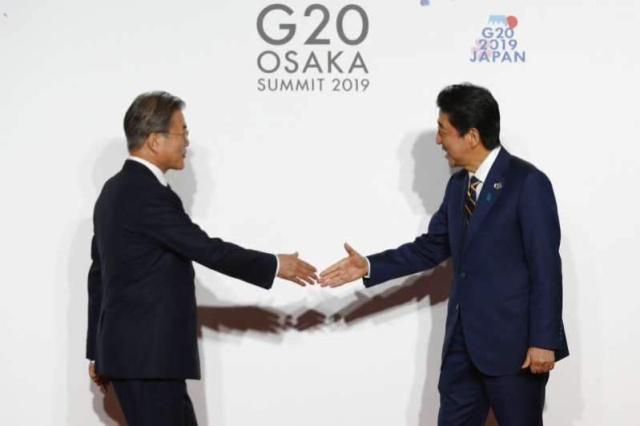 亲子素股摩擦番号,日韩贸易摩擦是否只是半导体产业之争?