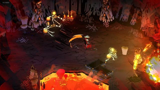 Supergiant Games动作新游《哈迪斯/Hades》Steam畅销第2、好评98% Supergiant Games、Hades、Steam 游戏资讯 第23张