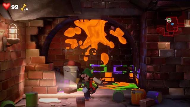 《路易吉鬼屋3》箱庭式关卡游戏设计教科书 任天堂 游戏资讯 第14张