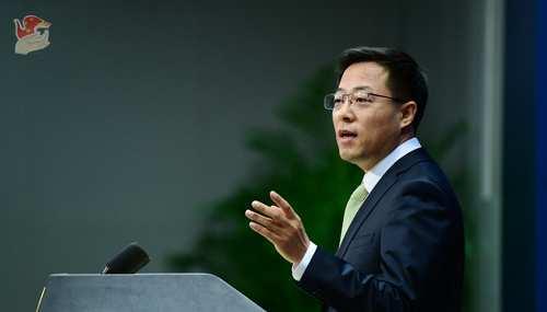 美防长说准备好和中国对抗,赵立坚:我想对他提出一个忠告,两个事实,三个问题www.smxdc.net