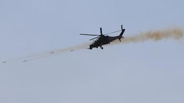 土耳其军用直升机伊拉克境内坠毁 库工党宣布负责www.smxdc.net