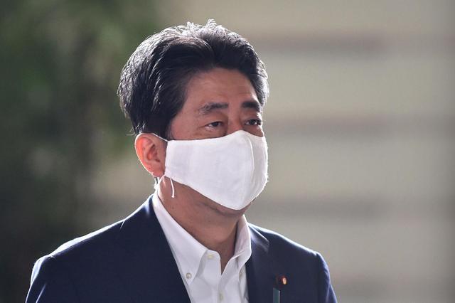 日媒:日本首相安倍因健康原因决定辞去首相一职www.smxdc.net
