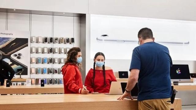 苹果玩跨界?iPhone设计团队推出自研口罩【www.smxdc.net】