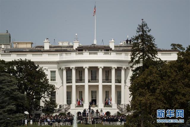 以色列与阿联酋和巴林在白宫签署关系正常化协议-第3张