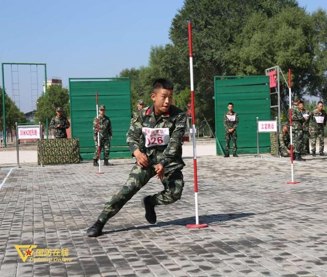 军事体育运动会有多燃?高清大图看高手过招-第10张