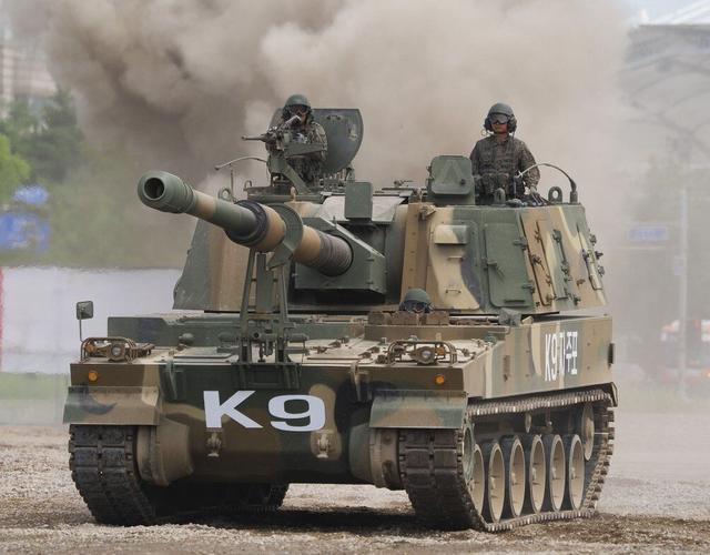 韩国将加强军工产品的进口替代 重点突破高附加值零部件的本土生产-第1张