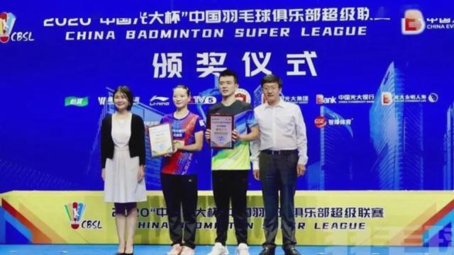衢州经视丨黄雅琼当选羽超最具人气女运动员-第2张