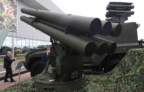 """俄罗斯""""赫尔墨斯""""导弹是如何做到多专多能的?-第2张"""