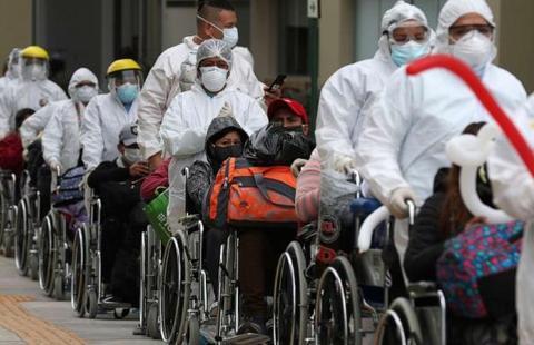 美国前议员扬言新冠威胁被夸大 确诊住院1个月后死亡【www.smxdc.net】