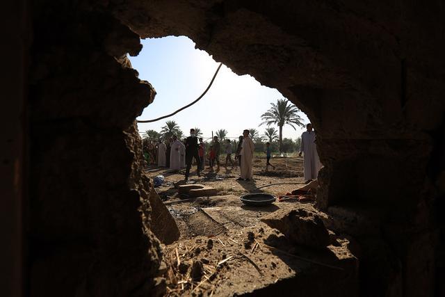 伊拉克巴格达机场附近一民居遇袭 致5人死亡2名儿童受伤-第3张