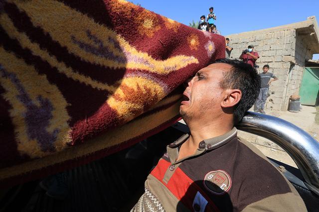 伊拉克巴格达机场附近一民居遇袭 致5人死亡2名儿童受伤-第6张