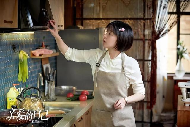 《亲爱的自己》出演张芝芝引发热议 阚清子:我把自己完全放到了人物中-第2张
