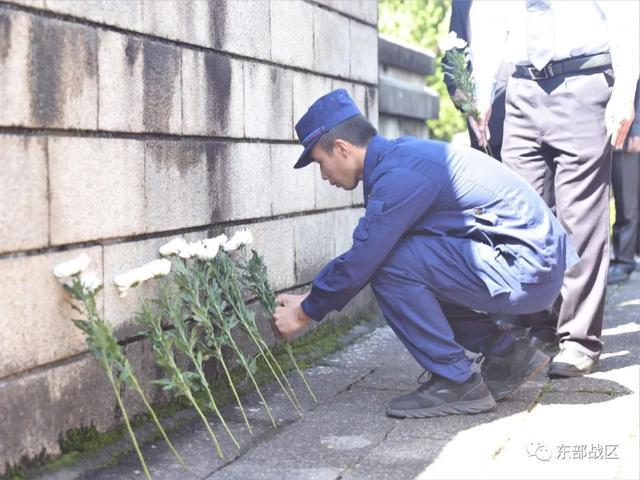 烈士纪念日,东部战区官兵这样致敬英雄-第32张
