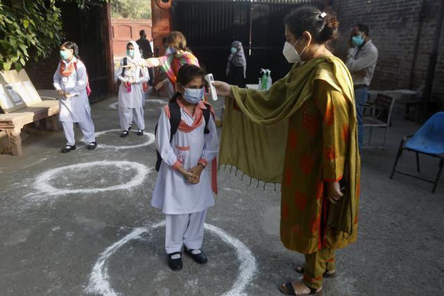 巴基斯坦小学复课-第3张