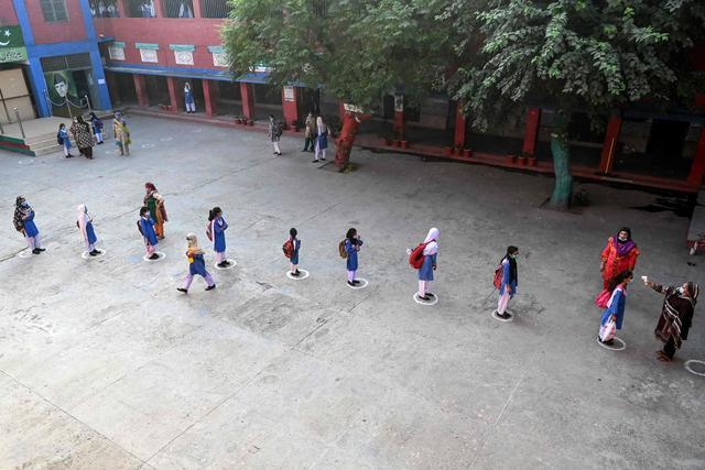 巴基斯坦小学复课-第4张