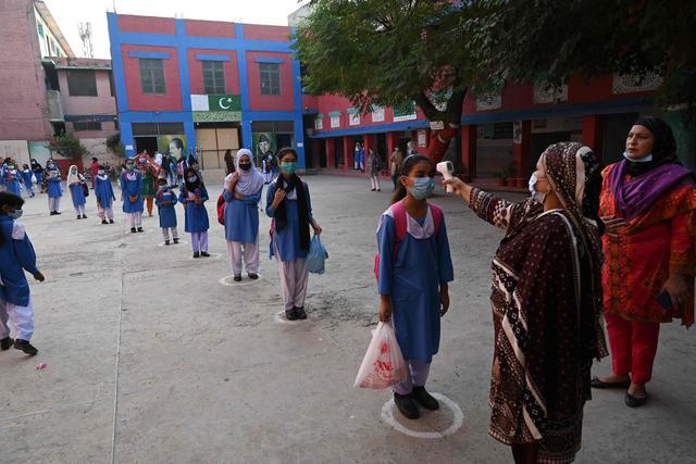 巴基斯坦小学复课-第5张