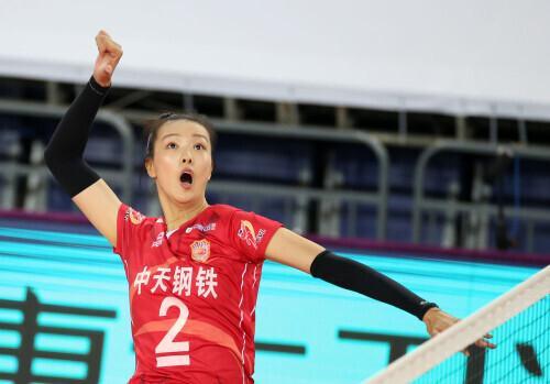 全国女排锦标赛 江苏、上海、天津、山东晋级半决赛-第1张