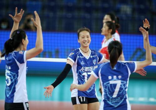 全国女排锦标赛 江苏、上海、天津、山东晋级半决赛-第6张