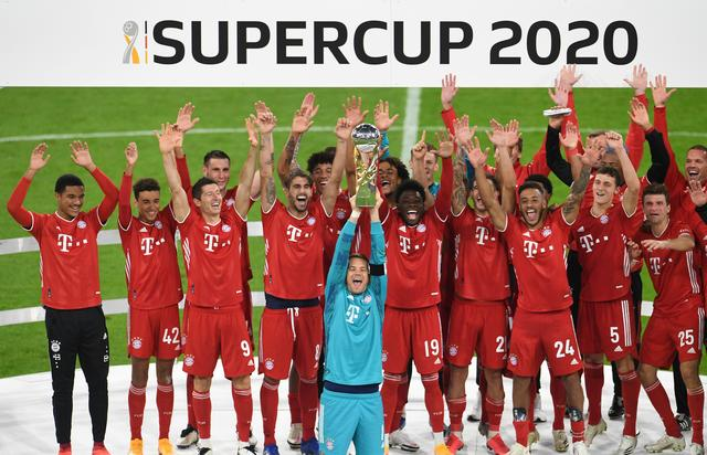 基米希绝杀!拜仁赢得德国超级杯-第1张