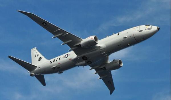 一天内向南海派出5架飞机!美军在南海动作频繁-第2张