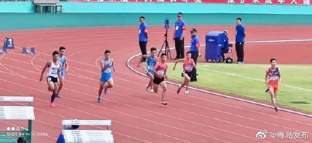 山东省田径锦标赛 青岛队获18金25银18铜列全省第一名-第1张